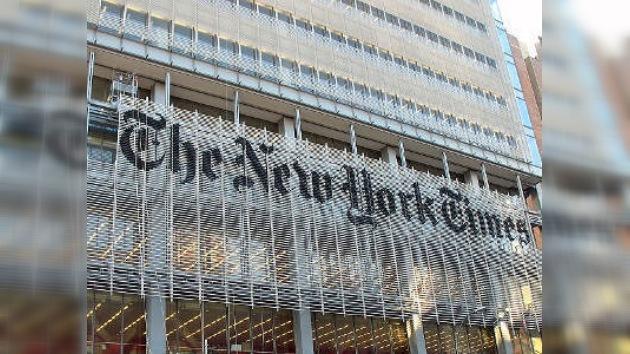 La página web de The New York Times será de pago