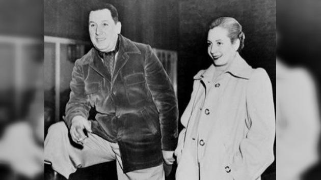 En Argentina subastan el patrimonio de Perón con fines benéficos