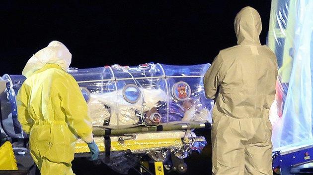 El ébola puede causar el colapso de tres países africanos