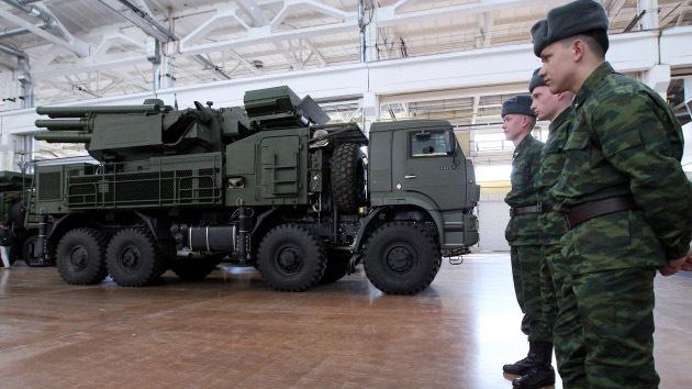 Brasil echa el ojo a los modernos sistemas antiaéreos rusos Pantsir-S1 e Igla