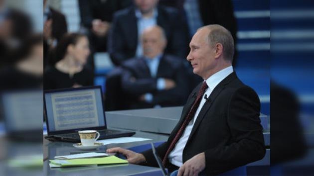 Putin ordena vigilar el proceso electoral con ayuda de cámaras web
