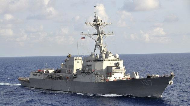 EE.UU. manda al mar Negro un destructor armado con misiles