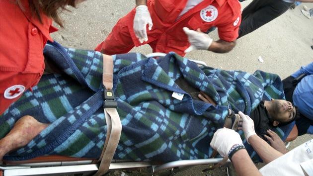 Cruz Roja: El conflicto en Siria es ya una guerra civil