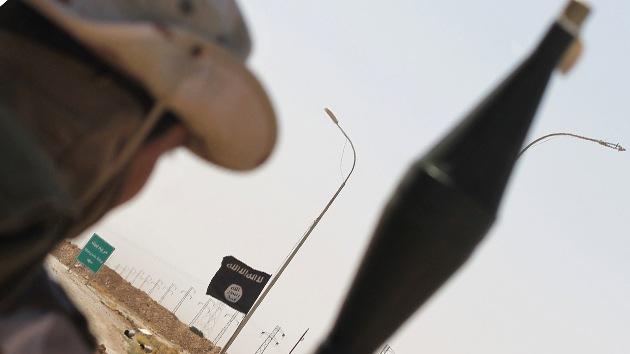 El Estado Islámico derriba helicóptero iraquí en el norte del país