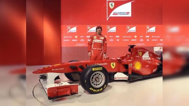 Fernando Alonso prolonga su contrato con Ferrari hasta el 2016