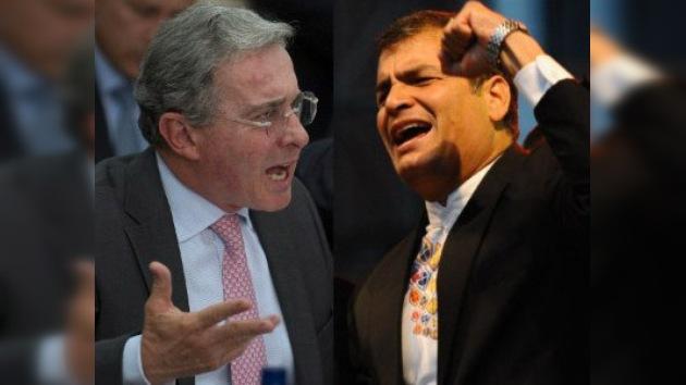 Uribe vs. Correa: segundo 'asalto'