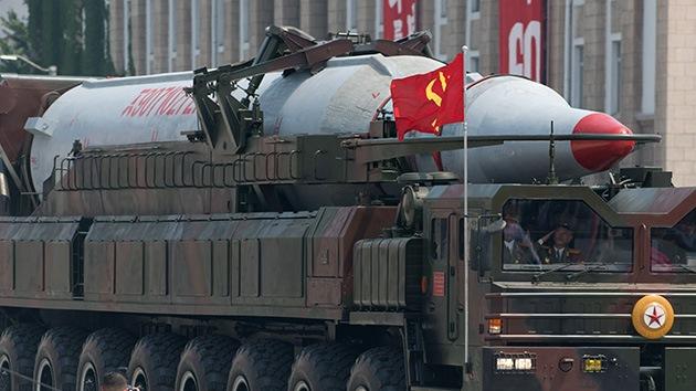 El Pentágono considera que Corea del Norte puede tener un misil capaz de alcanzar EE.UU.