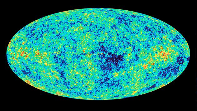 Hallan pruebas del universo antes del Big Bang