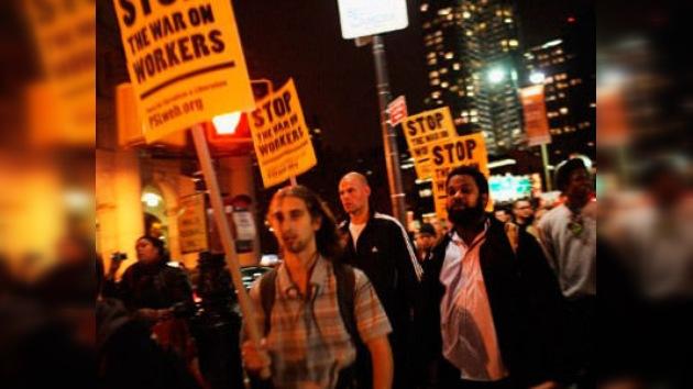 La democracia estadounidense 'dispara' contra la gente en California