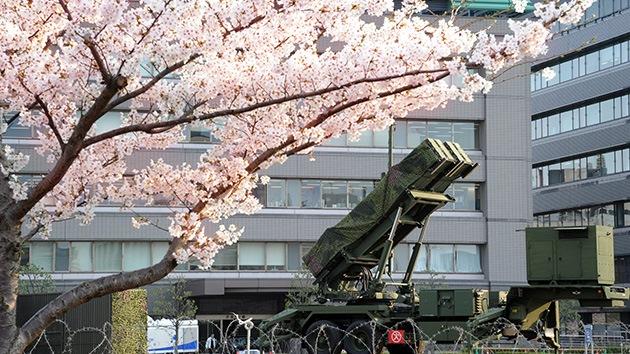 Tokio se defenderá de un ataque de Corea del Norte con sistemas antimisiles