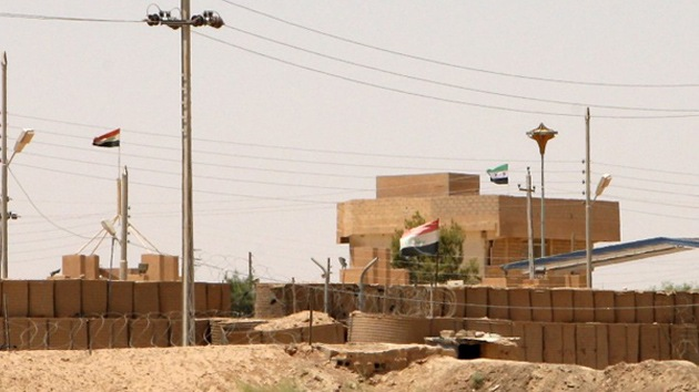 Asesinan a decenas de soldados sirios en el oeste de Irak