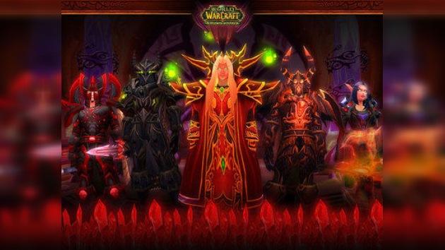 Medvédev propone una versión de 'World Of Warcraft' a la rusa