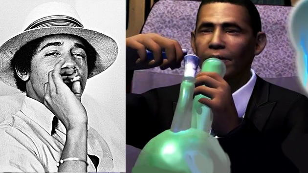 VIDEO: Animación echa más humo sobre el oscuro pasado de Obama