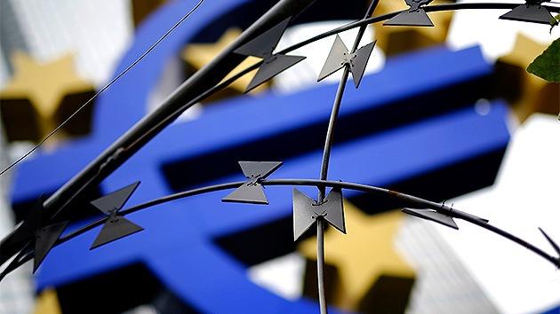 La eurozona corre riesgo de caer en recesión en 2015