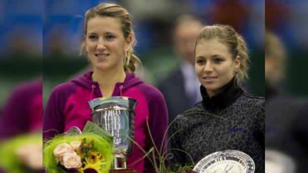 Viktoria Azarenka conquista la Copa Kremlin