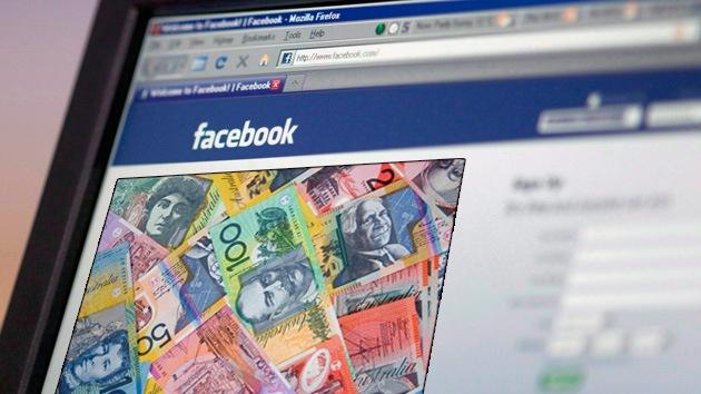 Joven australiana atrajo a pandilleros al subir a Facebook una foto de los ahorros familiares