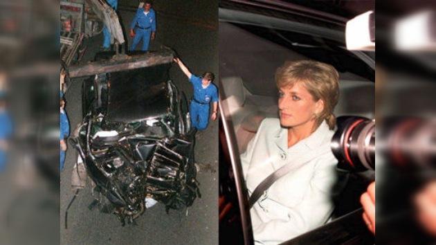 Imagen de la muerte de la princesa Diana impacta a Cannes