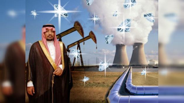 Príncipe saudí invertirá 750 millones de dólares en proyecto ruso