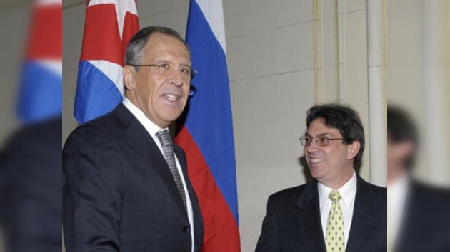 Rusia confirma su firme respaldo a Cuba contra el bloqueo de EE. UU.