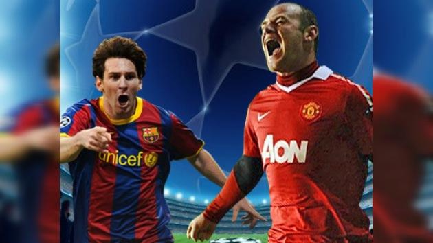 Final de la Liga de Campeones: Barcelona y Manchester United buscan la gloria en Wembley