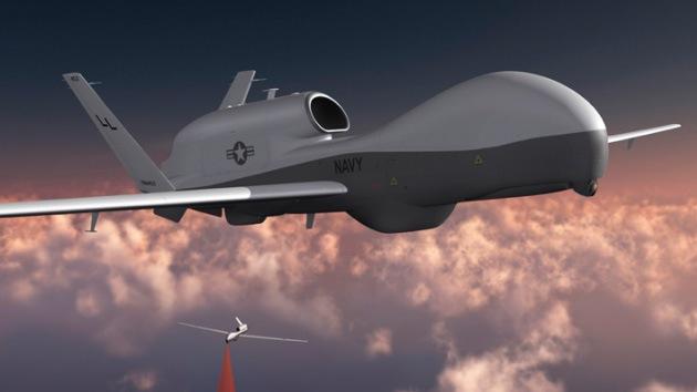 Triton: inédito 'drone' de EE.UU. abrirá nuevas posibilidades en tareas de inteligencia