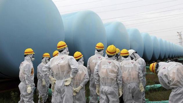 Japón estudia verter al mar agua radiactiva de la central nuclear de Fukushima