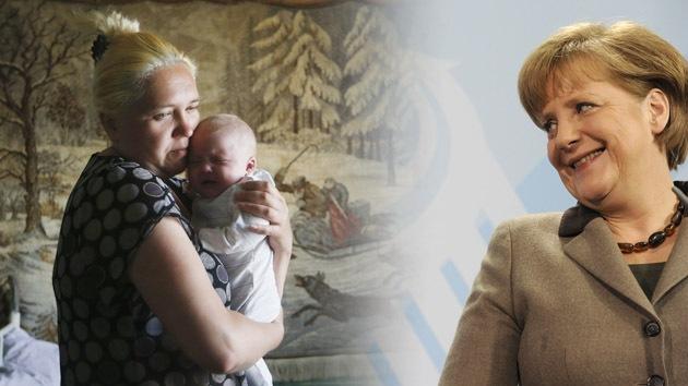 "Diputada a Merkel: ""Usted engaña a los alemanes sobre Ucrania"""