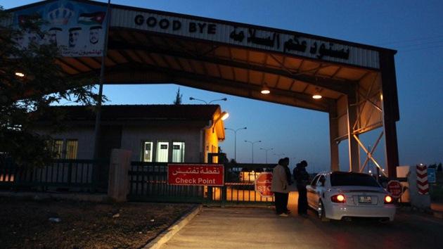 Tropas sirias y jordanas se enfrentan en una zona fronteriza