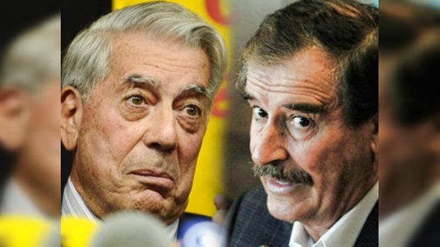 Fox suma otro error a 'José Luis Borges' y 'al colombiano' Vargas Llosa