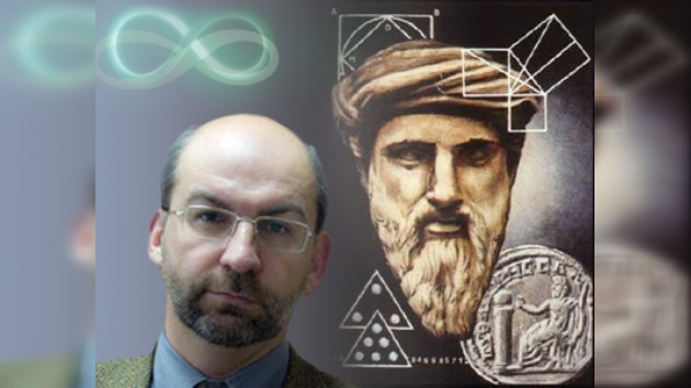 Galardonan en Italia a un matemático ruso por procesar la infinitud