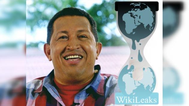 """Chávez agradece a WikiLeaks las revelaciones sobre el """"imperio"""""""
