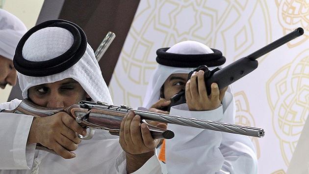 Emiratos Árabes amenaza a Irán con acciones militares