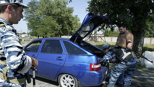 Ataque suicida contra la policía durante un funeral en el sur de Rusia
