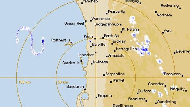 Meteorólogos australianos avistan un raro fenómeno en forma de 's'
