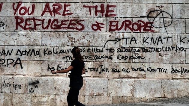 Para Grecia, la receta de la austeridad resultó más letal que la propia 'enfermedad'