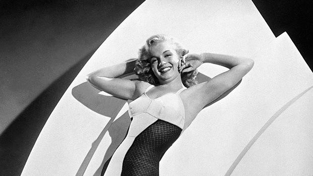 El FBI pierde los papeles de Marilyn Monroe