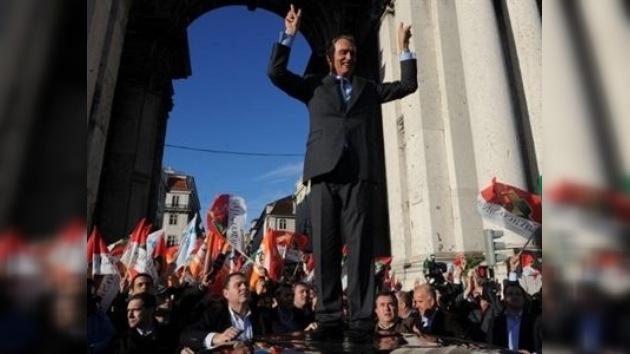 Los portugueses acuden hoy a las urnas para elegir presidente