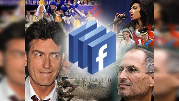El 2011 en Facebook: los temas más comentados