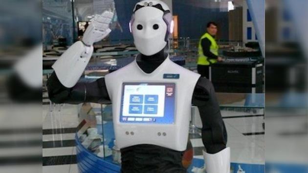 A la venta mayordomos robóticos