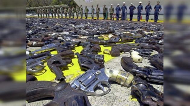 EE. UU. y Rusia: los mayores exportadores de armas del mundo