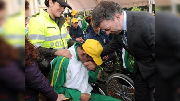 En 2010 unos 2.500 soldados colombianos fueron víctimas de la guerrilla