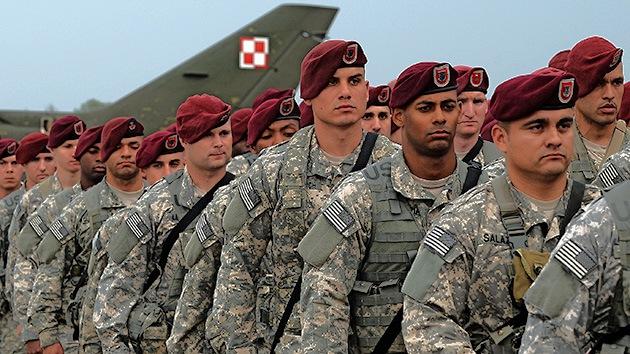 El Reino Unido advierte de la mala preparación de la OTAN frente a Rusia