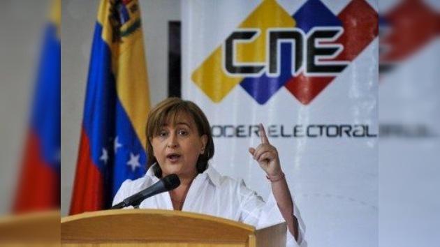 Venezuela convoca elecciones presidenciales el 7 de octubre de 2012