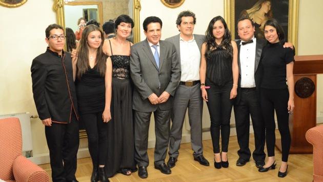 Presentan el libro conmemorativo del Año de Gabriel García Márquez en Rusia