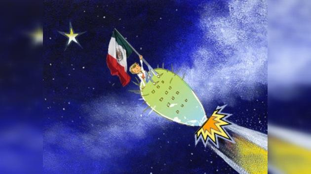 Nace la Agencia Espacial Mexicana
