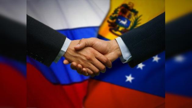Rusia y Venezuela celebran 65 años de relaciones bilaterales