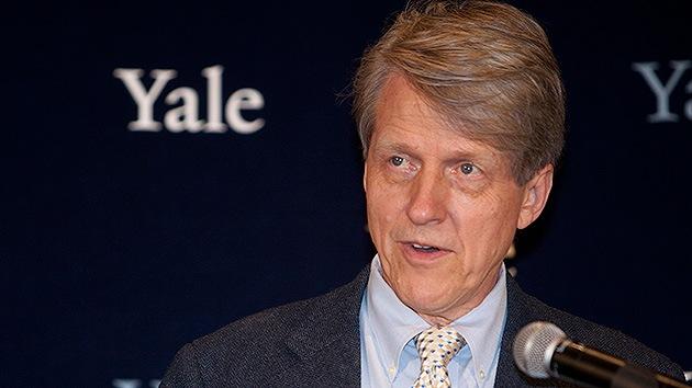 El Nobel de Economía 2013 advierte de una nueva burbuja financiera en EE.UU.