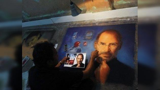La madre de Steve Jobs aún no sabe que su hijo falleció