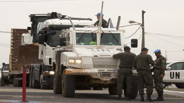 Rusia podría enviar a la frontera entre Siria e Israel a unos 300 soldados