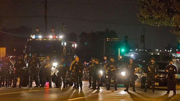 El Gobierno de EE.UU. prohibe los vuelos sobre la ciudad de Ferguson